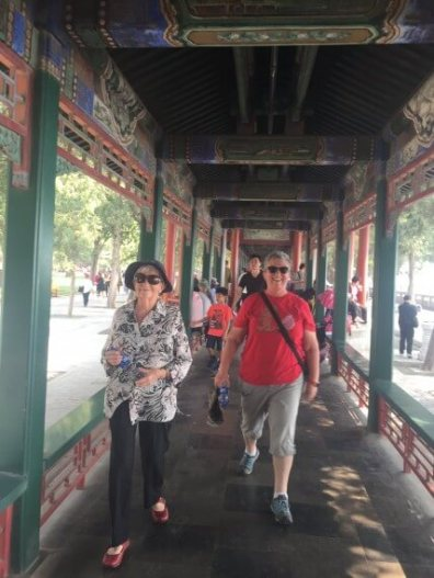 The Long Walk at The Summer Palace