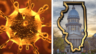 Illinois Reports 1,541 New Cases, 1 Additional Death as Chicago Reimposes Tighter Coronavirus Restrictions