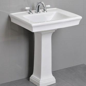 Pedestal Sink - Bathroom Vanity - quinju.com