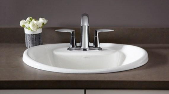 Drop Sink - Bathroom Vanity - quinju.com