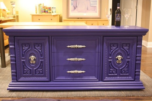 Painting Furniture - Dresser- quinju.com