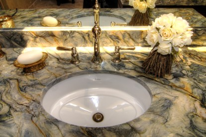 Under Counter Drop Sink - Bathroom Vanity - quinju.com