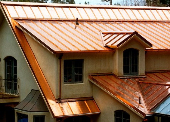 Roof Shingles - Copper - quinju.com