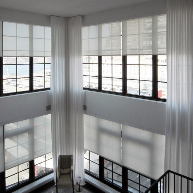 Window Treatments - Shades and Drapes - quinju.com