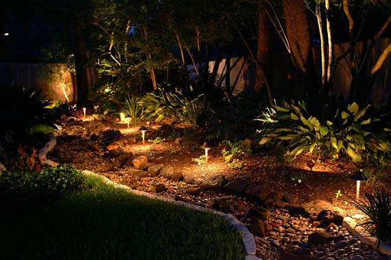 Outdoor Lighting  - Low Voltage - quinju.com