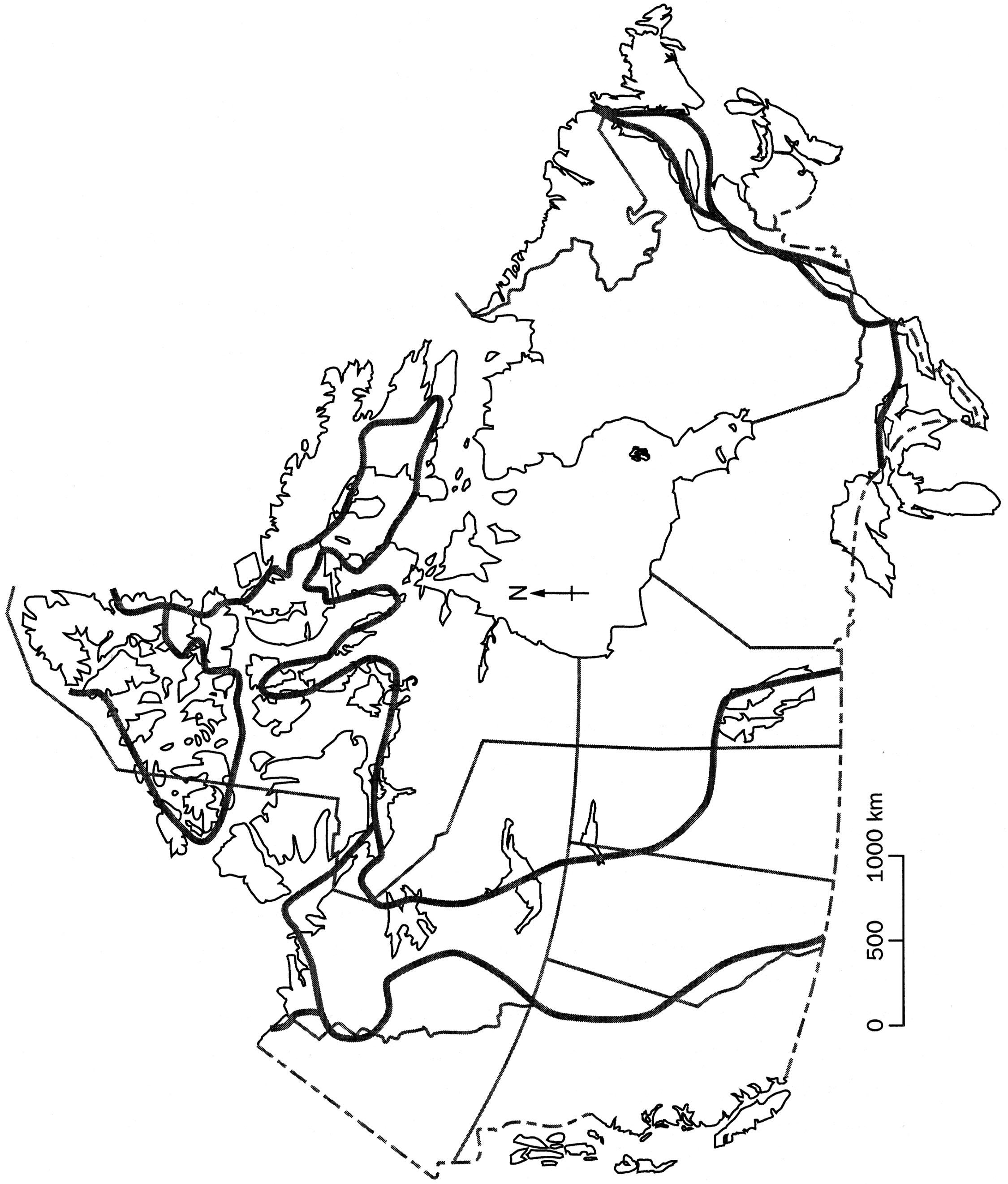 Landform Regions