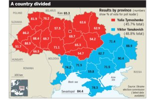 Ukraine election 2010