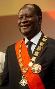 Côte d'Ivoire Ouattarra