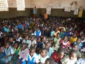 primary class Malawi