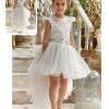 Girls Party Dresses Cotton Candy at Quinn Harper Children's Occasion Wear in Chelsea London UK