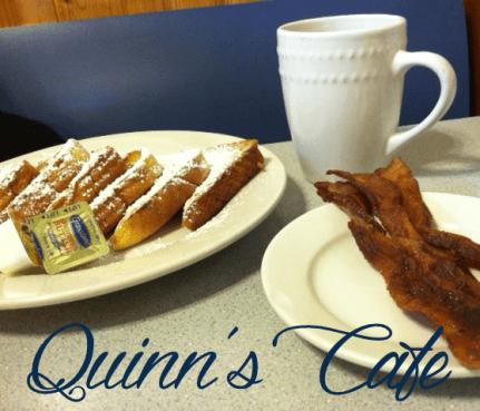 Quinns Cafe Breakfast