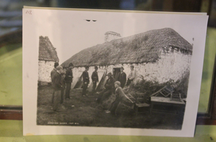 Eviction during famine years