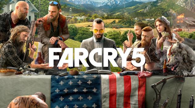 Capa Far Cry 5