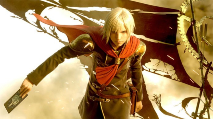 Crítica ligeiro   Final Fantasy Type-0 HD
