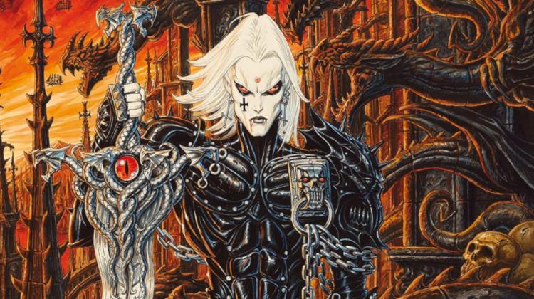 Resenha: Réquiem, Cavaleiro Vampiro (Pat Mills & Olivier Ledroit)