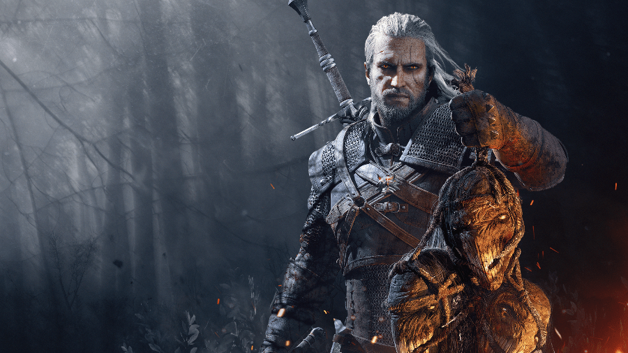 RPG Baseado em The Witcher anunciado para agosto