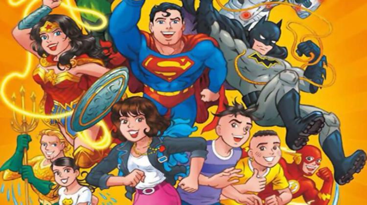 Mônica encontra os personagens DC! O que isso significa?
