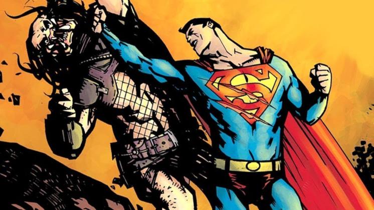 Panini lança HQ com crossover da DC Comics e Dark Horse