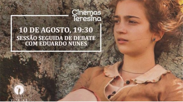 Exibição de Unicórnio com a presença do diretor Eduardo Nunes