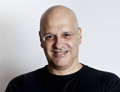 O escritor carioca Alberto Mussa.