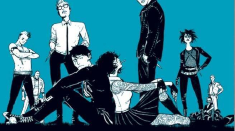 Devir lançará Dead Letters vol. 02 e Deadly Class vol. 01