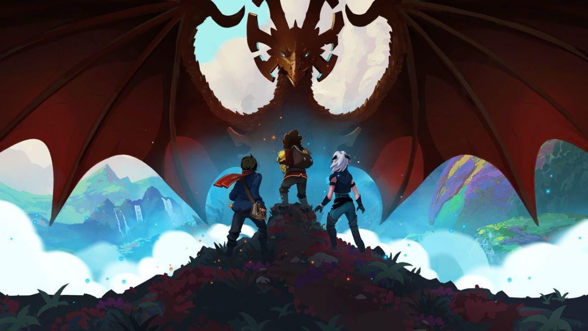 The Dragon Prince: Uma relação de amor e ódio