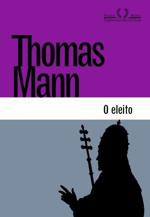 Capa da nova edição de O Eleito.