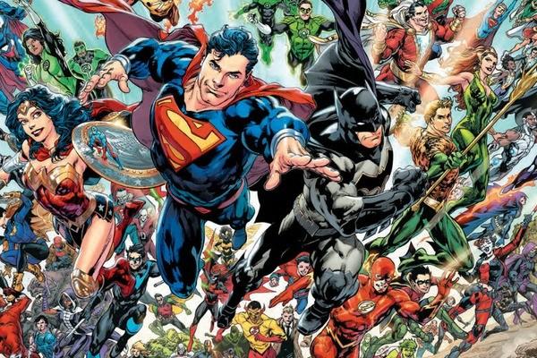 10 Maiores Heróis da DC de Todos os Tempos
