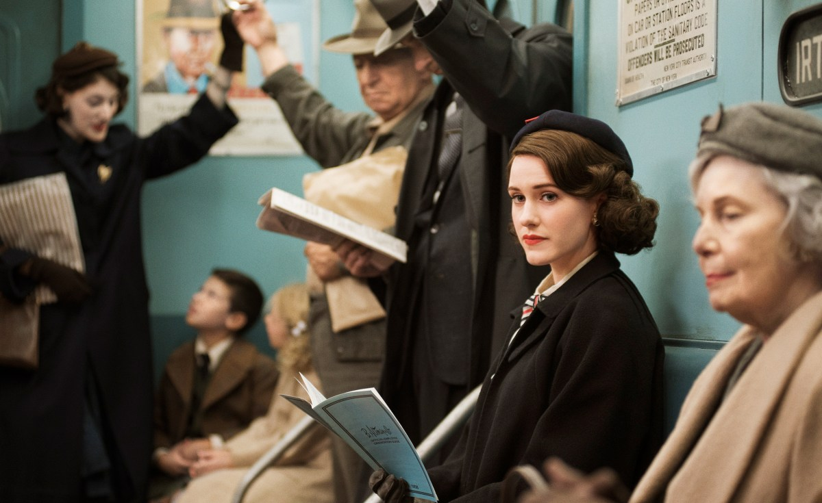 Crítica | Já podemos falar o quanto The Marvelous Mrs. Maisel é encantador?
