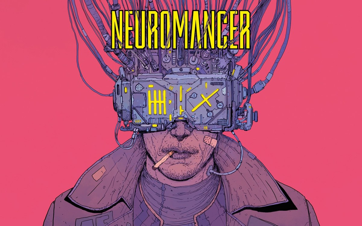 Janeiro Literário | Neuromancer: O futuro distópico de William Gibson