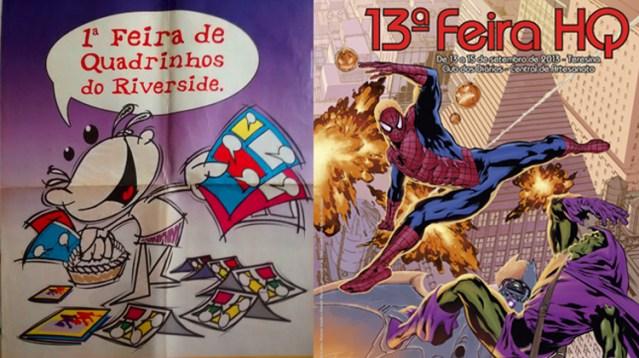Primeira Feira HQ do Piauí foi há 20 anos