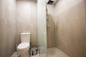 Quartos: WC e Duche