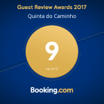 Guest Review Awards 2017 - Quinta do Caminho