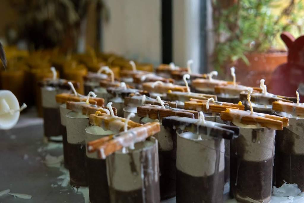 quinta dos trevos oficina workshop velas artesanais