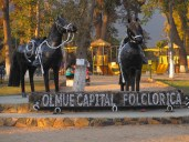 chile village olmue