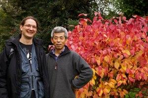 Gustavo e Toshi Hasegawa - Out. 2010