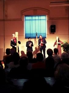 Concerto em Woodend