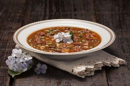 Preparaçôes de sopas, caldo e cremes para o inverno, para a revista Bom Gourmet