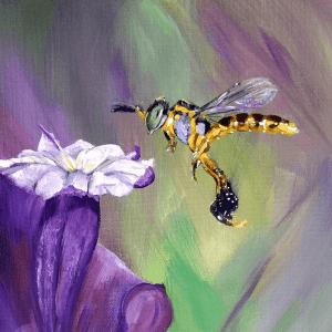 abelhas nativas curitiba exposicao abun jardins de mel
