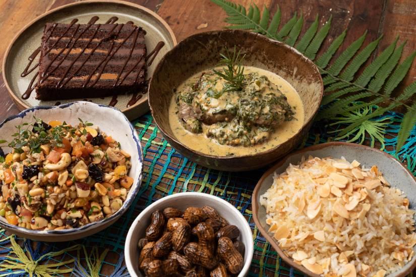 Mignon mostarda - Nossa chef GabrCelebre o Dia dos Namorados no Quintana em Curitiba!