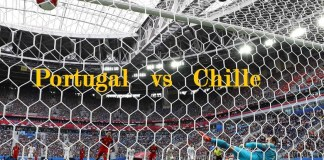 Portugal vs Chile