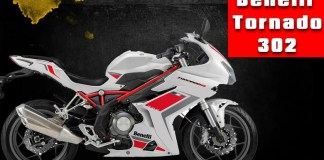 Benelli Tornado 302 Bike Features