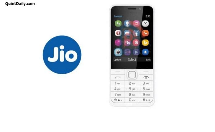 Jio Phone Booking