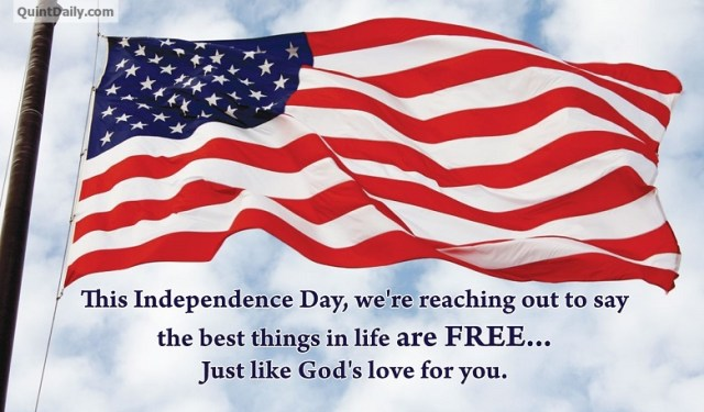 USA Independence Day 2017 Quotes