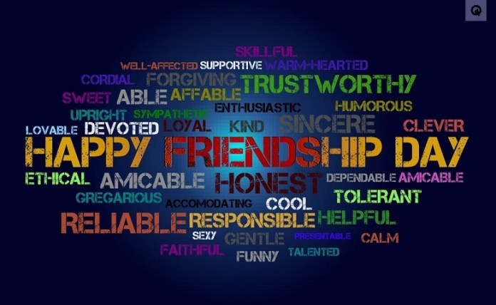 Friendship Day Wishes 2017