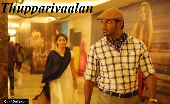 Thupparivaalan Movie Review
