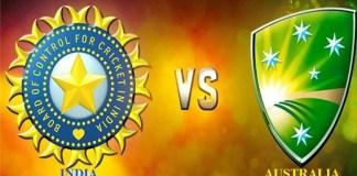 India Vs Australia 1st ODI Match Prediction