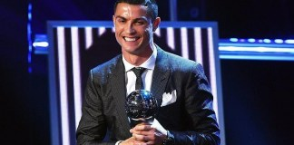 Fifa player of the year 2017
