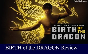 Birth of the dragon review