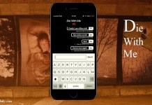 Die With Me App Review